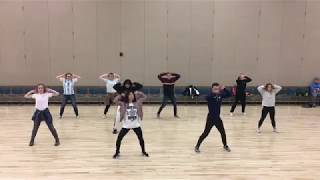 DDU DU DDU DU by Blackpink Hip Hop Choreo by Jayenne || Group1