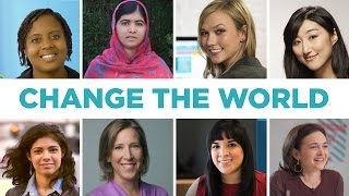 Repeat youtube video Change The World - Hour of Code 2015