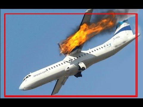 plane crash or aviation accidents | airplane crash and air crash investigation 2016