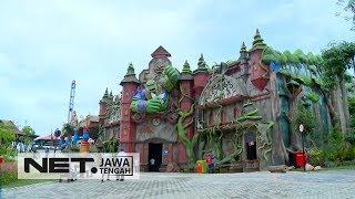 Inilah Kisah Dibalik Taman Bermain Saloka Theme Park - NET JATENG