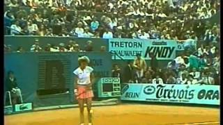 1986 French Open  Ladies Final