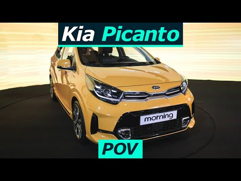 "2021 Kia Picanto Facelift POV Ride ""Value for money"""