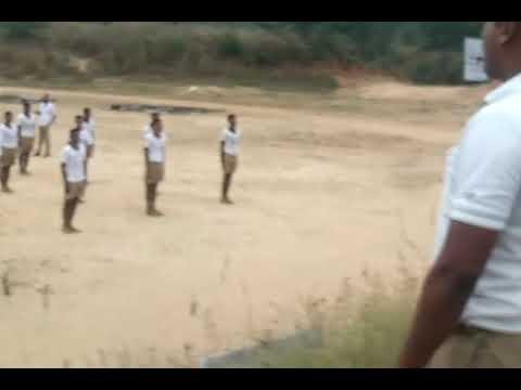 Karnataka state police training...