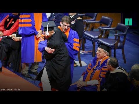 Black Graduates Dragged Off Stage At University of Florida