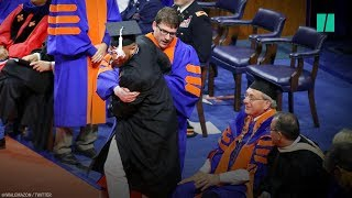 Black Graduates Dragged Off Stage At University of Florida