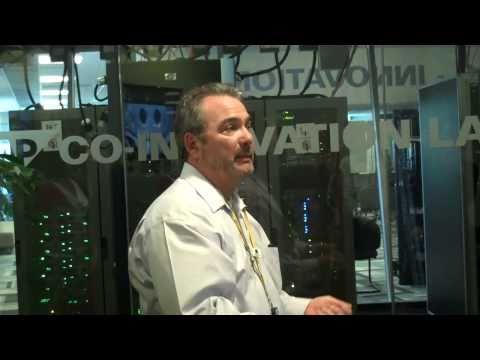 Sustainability Tour at SAP Labs Palo Alto