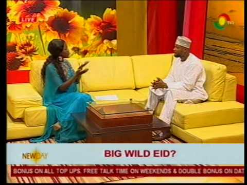 Baba Musah On Wild Eid In Ghana