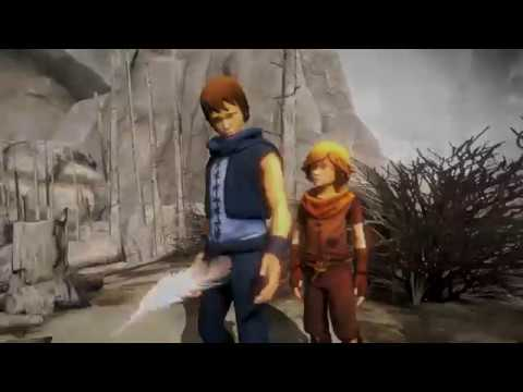 Brothers: A Tale of Two Sons Mobile Trailer