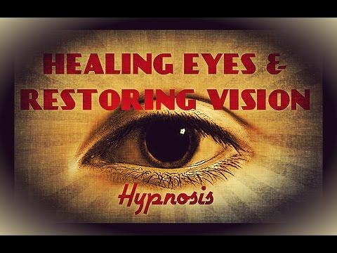 Eye Health and Vision Repair Hypnosis Healing Sight Binaural Natural Blindness Remedy