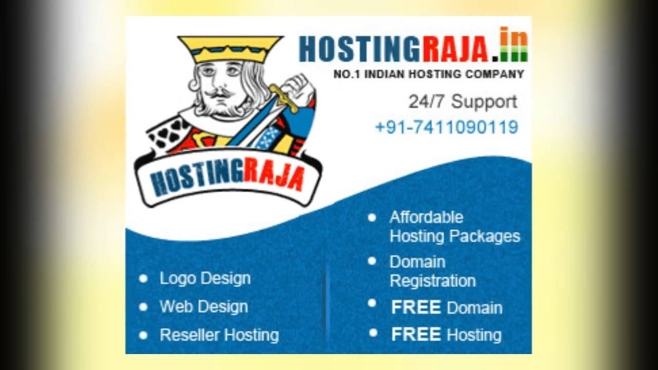Free web hosting no banner - Hosting Raja The King Of Web Hosting