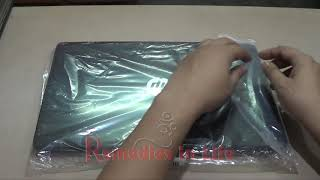 UNBOXING AND OVERVIEW OF HP LAPTOP 15-da0077TX