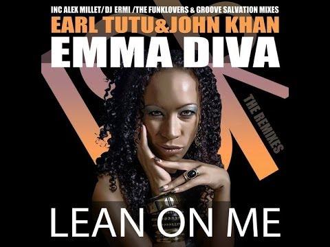 Earl Tutu & John Khan Ft. Emma Diva - Lean On Me (In The Moog Remix) - 126
