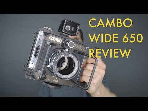 Cambo Wide 650 Review with Pictures || Review