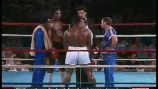 Tyson Vs Michael Johnson 1985