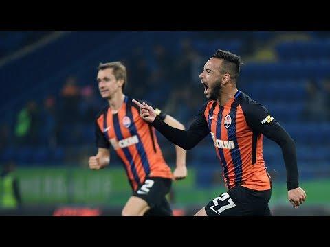 FC Shakhtar Donetsk: Победный супергол Майкона со штрафного. Шахтер – Десна – 1:0