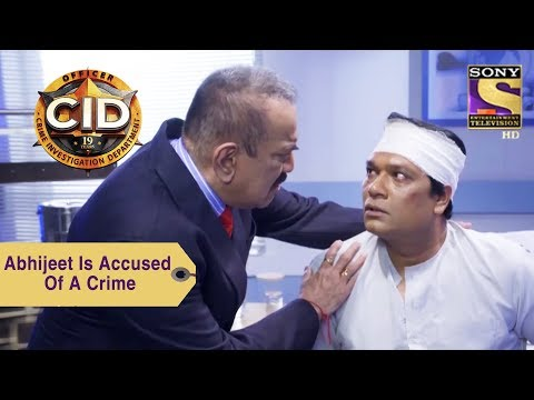 Your Favorite Character | Abhijeet Is Accused Of A Crime | CID thumbnail