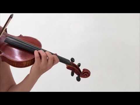 Unterrichtshilfe G. F. Händel aus der Feuerwerksmusik 1-3 Lage Violine langsam