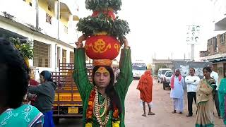 Rakesh Bonam Anna at KondaPochamma Bonam 2018 Part-1