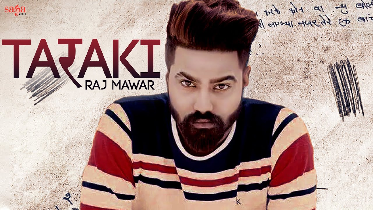 Taraki (Lyrical Video) - Raj Mawar | Andy Dahiya | Haryanvi Songs Haryanavi | New Songs 2021