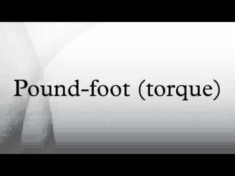 Pound foot (torque) HD