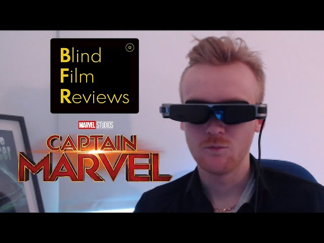 Captain Marvel - Blind Film Reviews