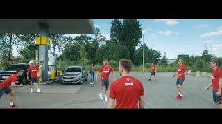Piłkarze i Kubica w najnowszej kampanii wizerunkowej Grupy LOTOS