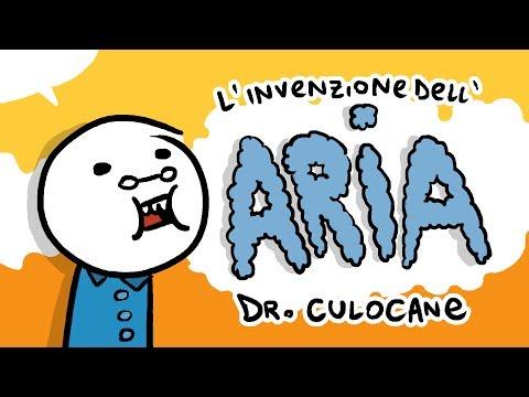 L'invenzione dell'aria - Dr. Culocane