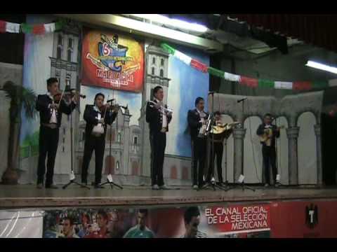 Mariachi Nuevo Mexico Los Tres Mendez Rene Diaz 20...