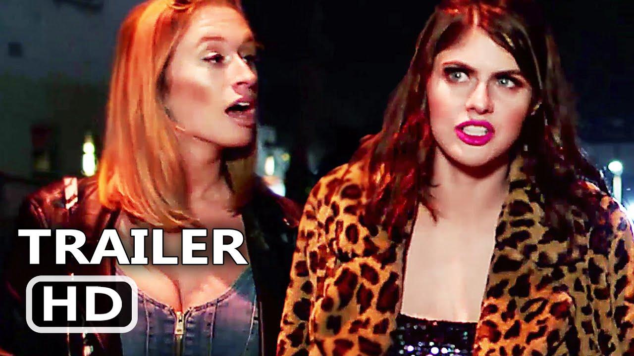 1 NIGHT IN SAN DIEGO Official Trailer (2020) Alexandra Daddario Comedy Movie HD