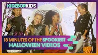 18 Minutes of The Spookiest KIDZ BOP Halloween Videos