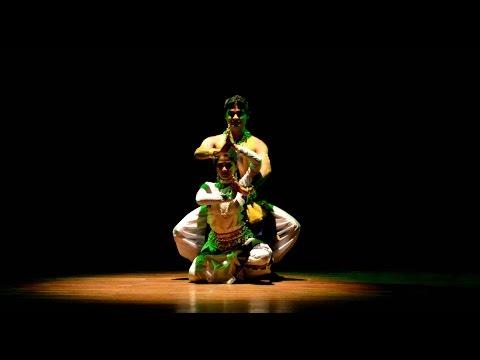 Art of Dance   Ananda Dhara Bahiche Bhubone  
