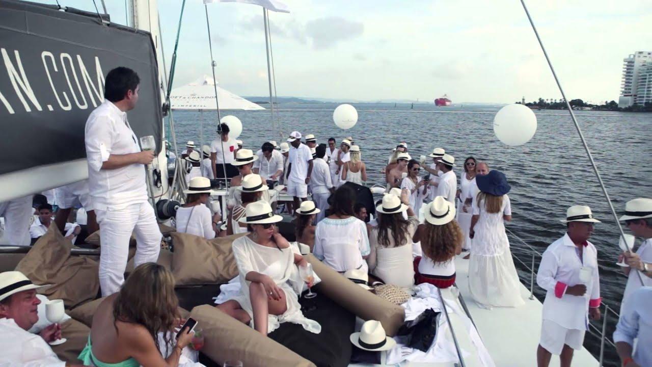 Dasuki Inc For Mo 235 T Ice Imperial Catamaran White Party