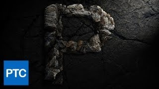 Rock Text Effect - Photoshop CC Tutorial