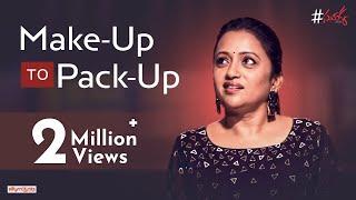 Make-up to Packup    Vlog 1    Sumakka