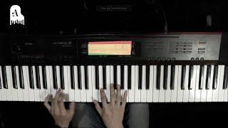 GAVIN.D - รักได้ป่าว Feat. PUI,VARINZ,NONNY9,Z TRIP,MITEENNN【Piano Cover】