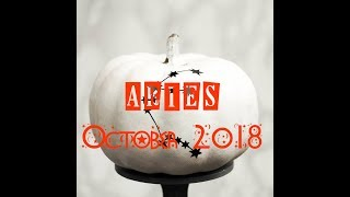 ARIES- Don't Worry, They'll Be Back ❤️ (October 2018)