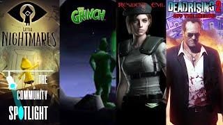 Community Spotlight - Horror Games Edition