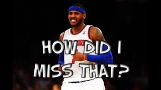 NBA Easiest Shots Missed