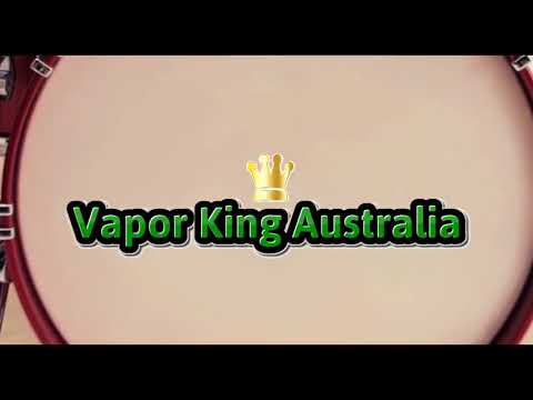 "Rock ""N"" Roll Bunny: Vapor King Australia"