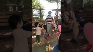 홍콩할배와 아들놈의 합작공연 #Shorts