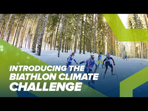 Join the Biathlon Climate Challenge
