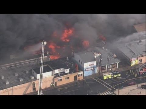 Officials says 32 boardwalk businesses burned
