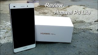 Review Huawei P8 Lite [INDONESIA]