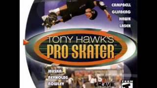 """Tony Hawk's Pro Skater - """"Cyco Vision"""" by Suicidal Tendencies"""