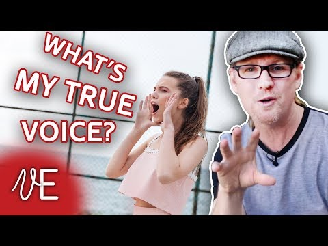 Find your TRUE singing voice  Discover your UNIQUE sound  DrDan 🎤