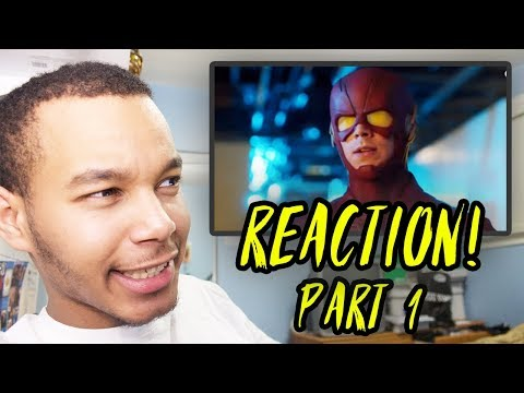 "The Flash Season 4 Episode 2 ""Mixed Signals"" REACTION! (PART 1)"