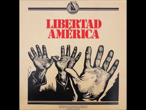 Libertad America (Disco completo)