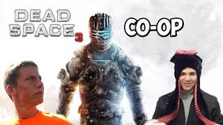 Scaredy Cat! (Dead Space 3 Co-Op w/ Sky Ep. 11)