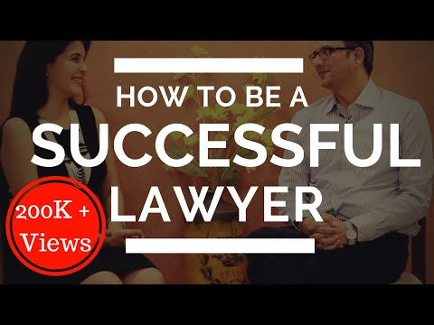 Career in Law: How to Become a Good Lawyer in India | How to