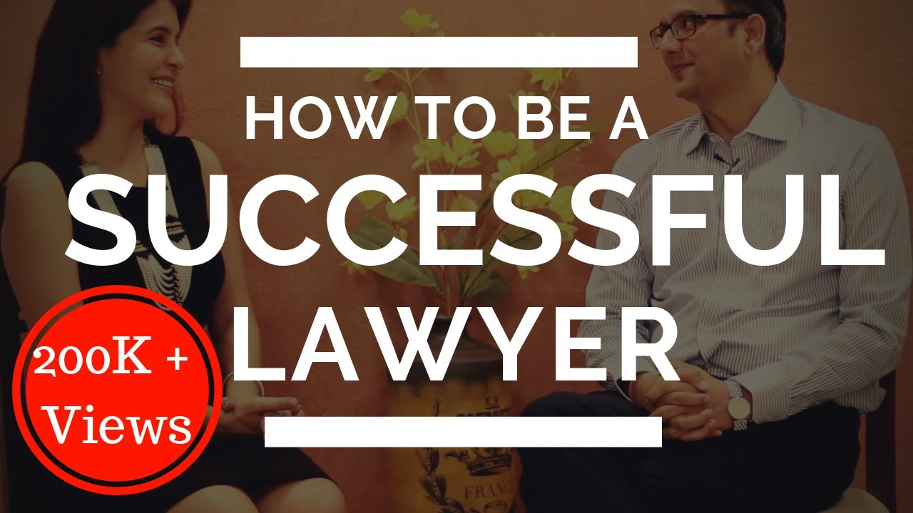 Career In Law: How To Become A Good Lawyer In India  How To Be A  Successful Lawyer #chetchat